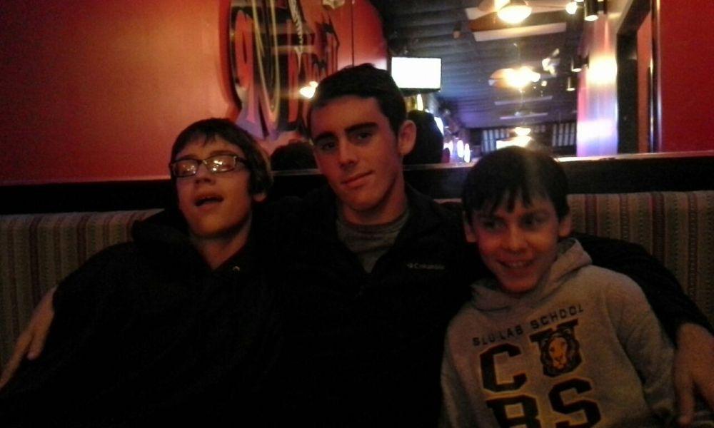 birthdays and big brothers
